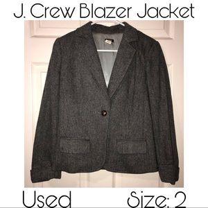 J. Crew Women's Blazer Jacket Size 2